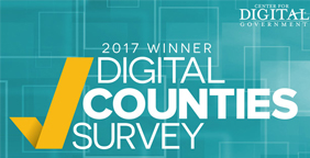 2017 Winner Digital Counties Survey