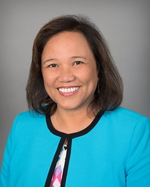 County Chief Financial Officer Catherine Rodriguez