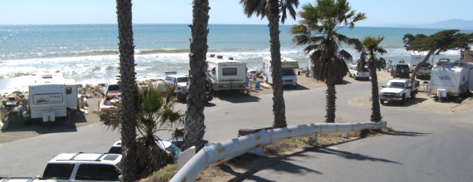 Faria Beach Park Reservations