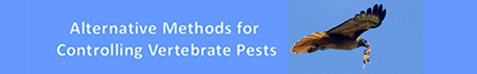 Alternative Methods for Controlling Vertebrate Pests