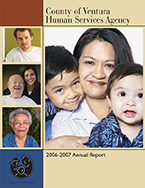Human Services Agency 2006-2007 Annual Report