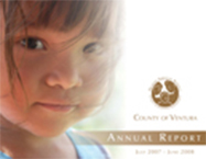 Human Services Agency 2007-2088 Annual Report