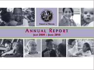 Human Services Agency 2009-2010 Annual Report