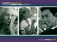 Human Services Agency 2010-2011 Annual Report