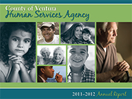 Human Services Agency 2011-2012 Annual Report