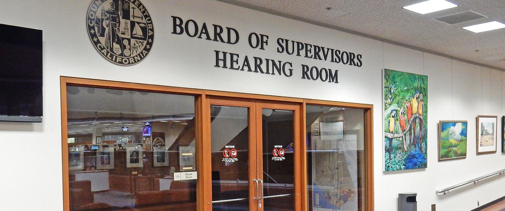 BOS Hearing Room