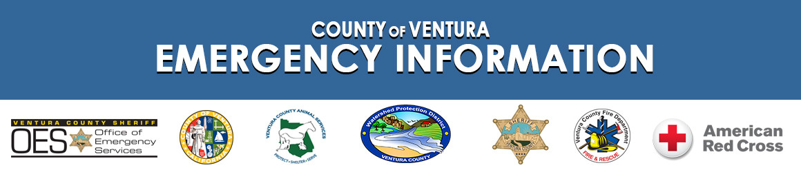 County of Ventura emergency information