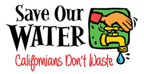 Save Our Water Californians Don't Waste