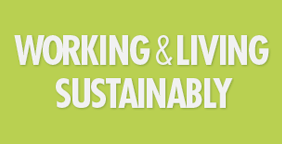 Working and Living Sustainably