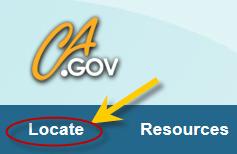 CA.gov Find EBT Network