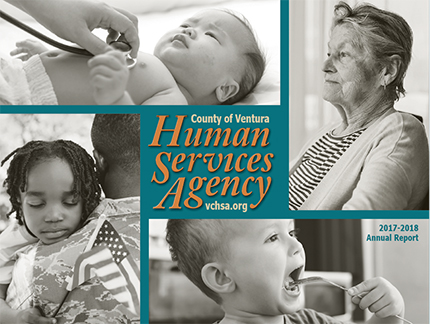 Human Services Agency 2017-2018 Annual Report