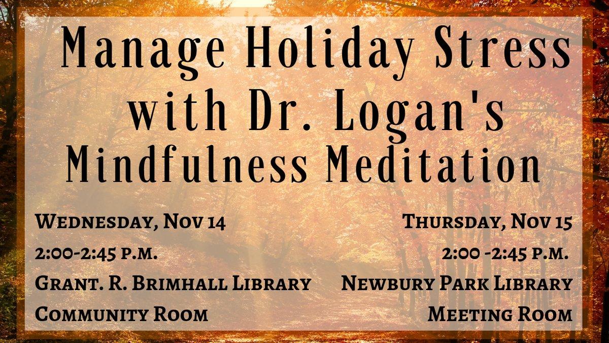 Dr. Logans Mindfulness Meditation