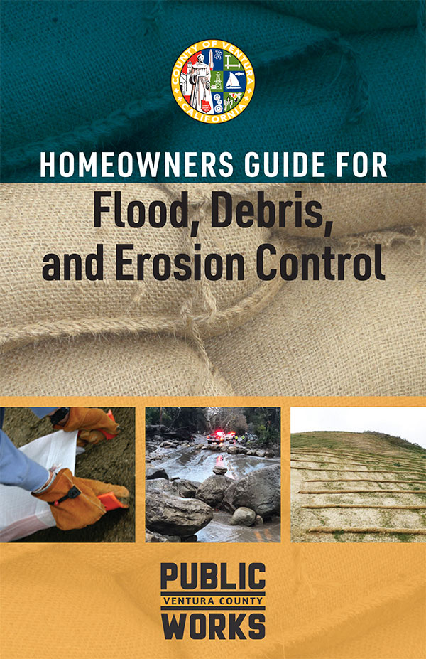 Homeowners Guide for Flood Debris ans Erosion Control