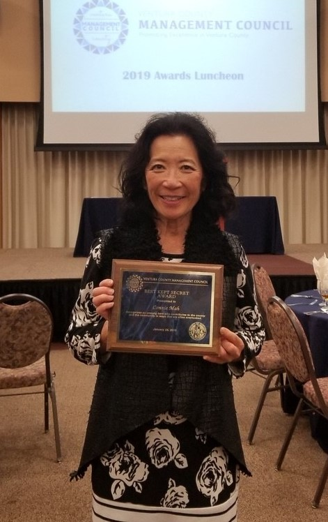 CONNIE MAH WINNER BEST KEPT SECRET 01 24 2019