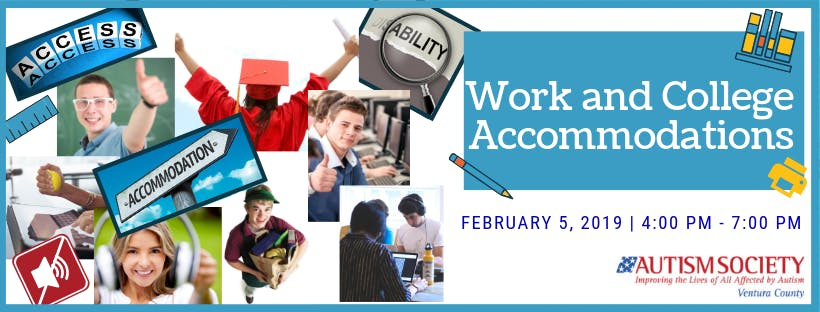 Feb 5 2019 Autism Work and College