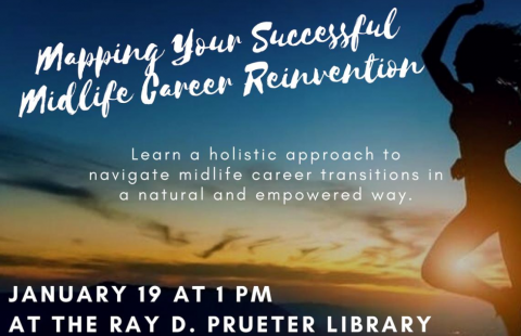 Jan 19 Mapping Your Successful Midlife Reinvention