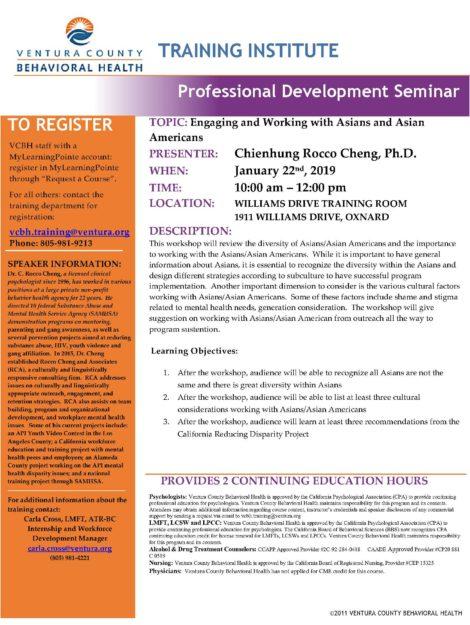 Jan22 CC Flyer Dr. ChengEnglish
