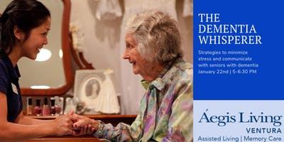 Jan 22 The Dementia Whisperer