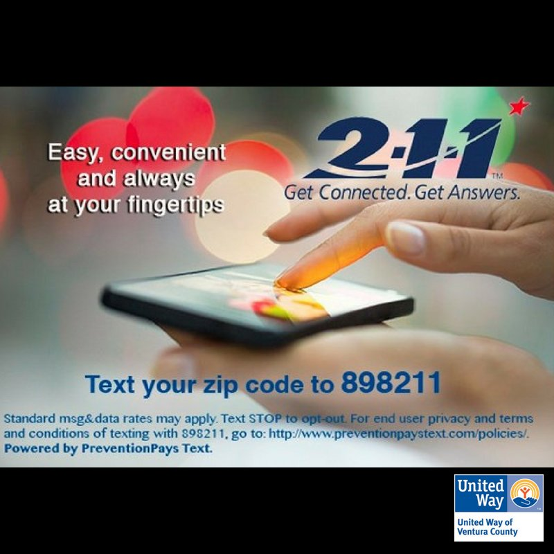 211 Get connected get answers