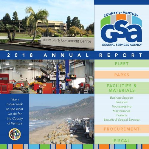 General Services Agency - Ventura County