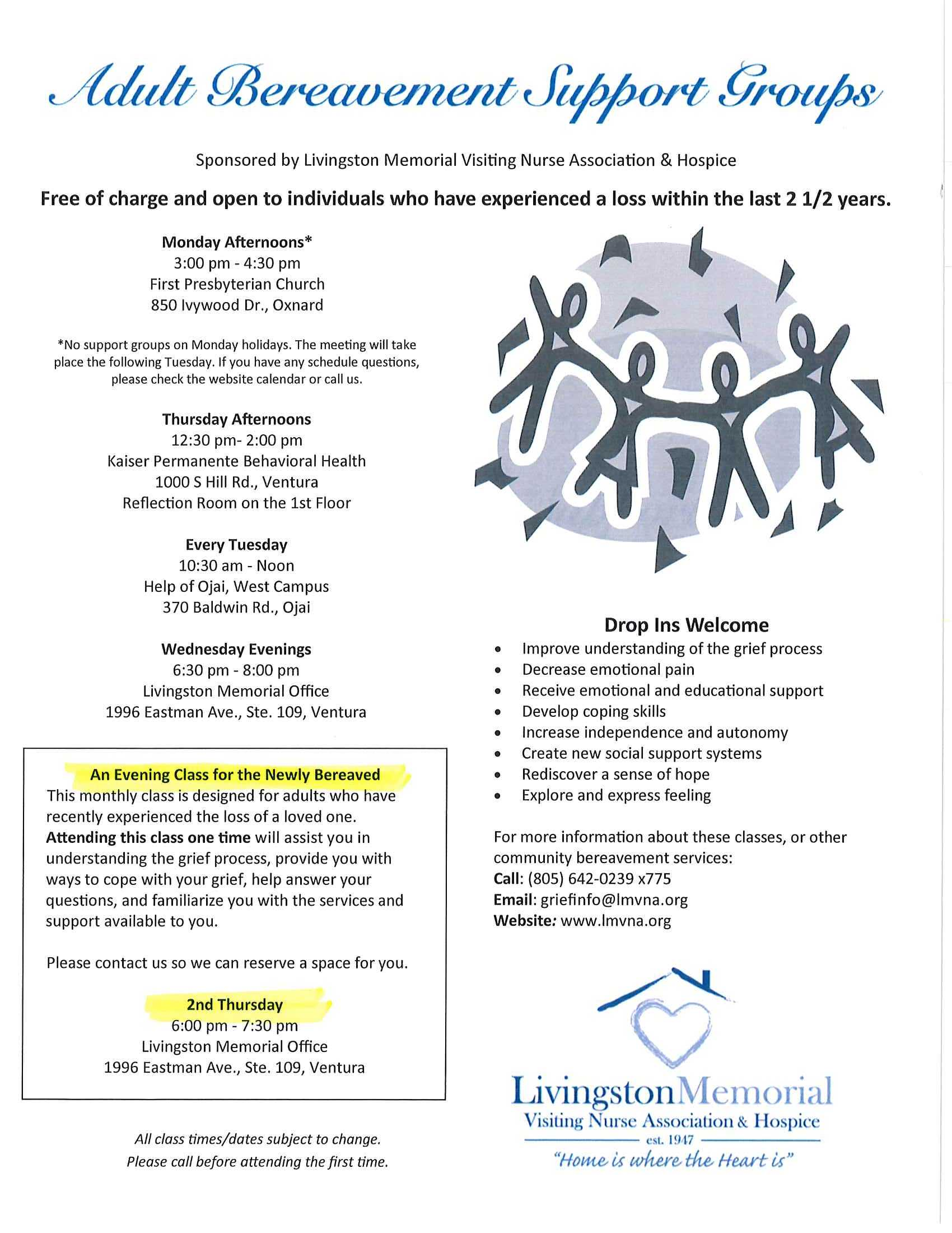 Community Resources - Ventura County