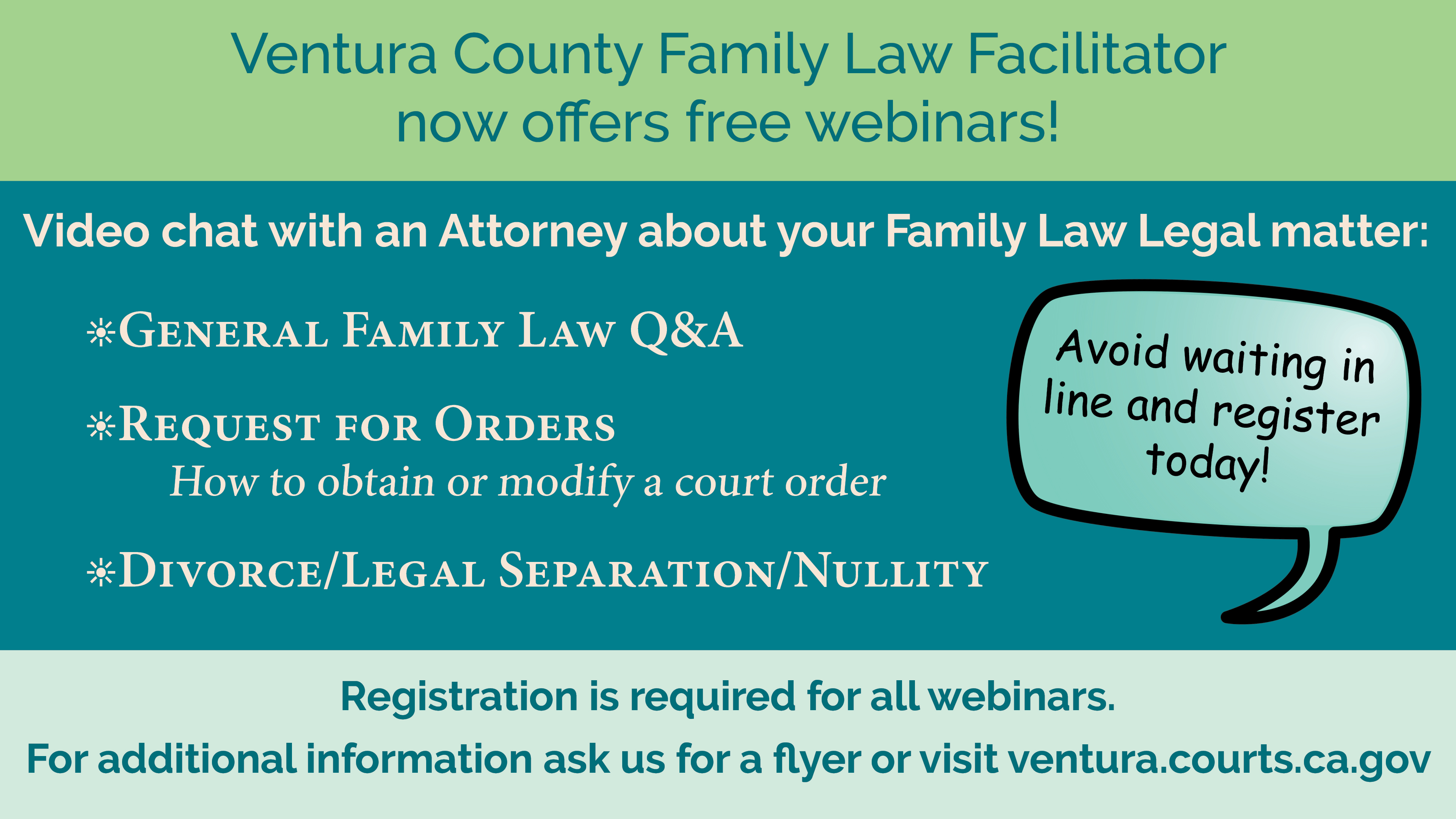 Child Support Services - Ventura County