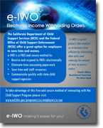 Electronic Income Withholding Orders (e-IWO)