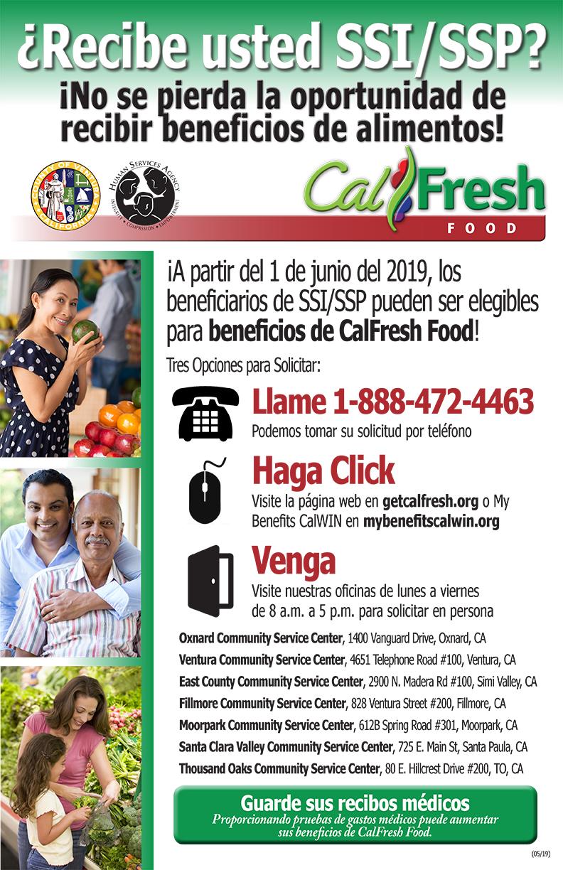 CalFresh - Ventura County