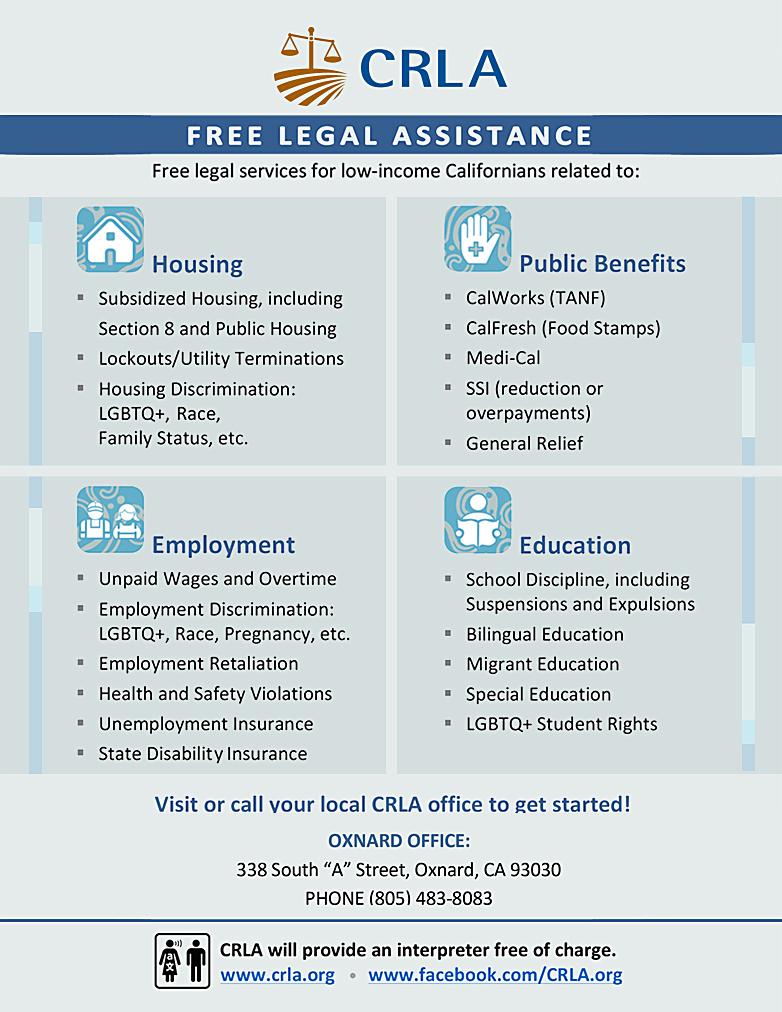 Helpful Links & Information - Ventura County