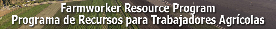 Farmworker Resource Program
