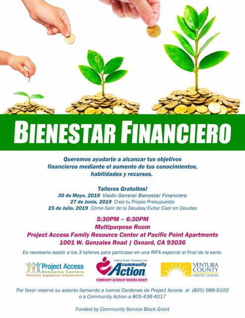 June 27 Bienestar Financiero CAC