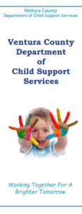 Ventura County Department of Child Support Services Brochure
