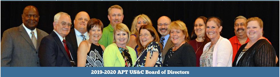 2019 2020 APT US&C Board Of Directors