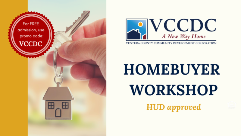 July 20 Homebuyer Workshop VCCDC