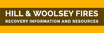 Hill and Woolsey Fires Recovery Information and Resources