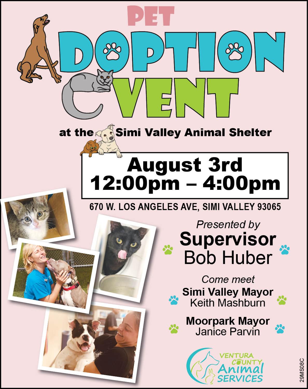 Meet Your Supervisor Adoption Event