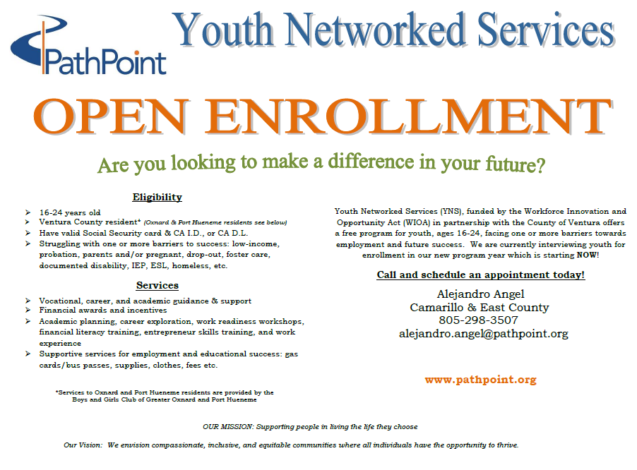 Pathpoint Youth Networked Services