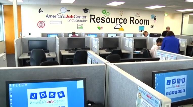 America's Job Center Helps Job Seekers