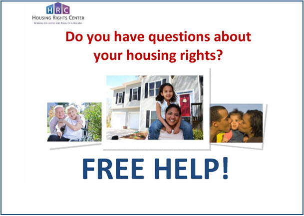 Housing Rights FREE Help!