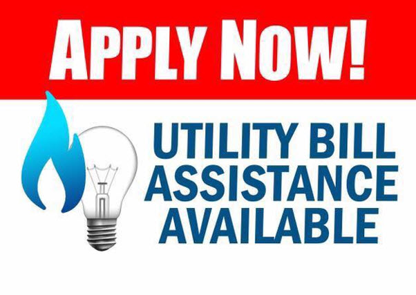 Utility Bill Assistance Available