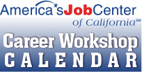 Career Workshop Calendar