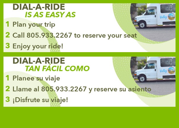 Dial-a-Ride Transportation Services