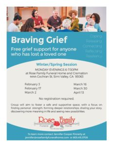 Braving Grief