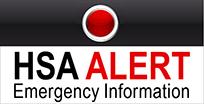 HS Alert Emergency Information