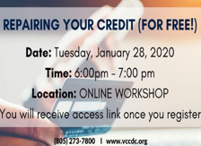 Repairing Your Credit (for FREE!)