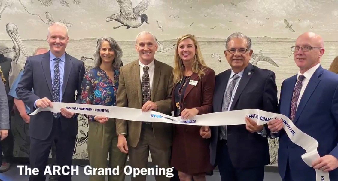 The ARCH Grand Opening