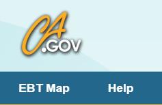 CA.gov EBT Map Help