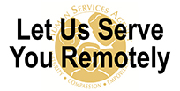 Let Us Serve You Remotely