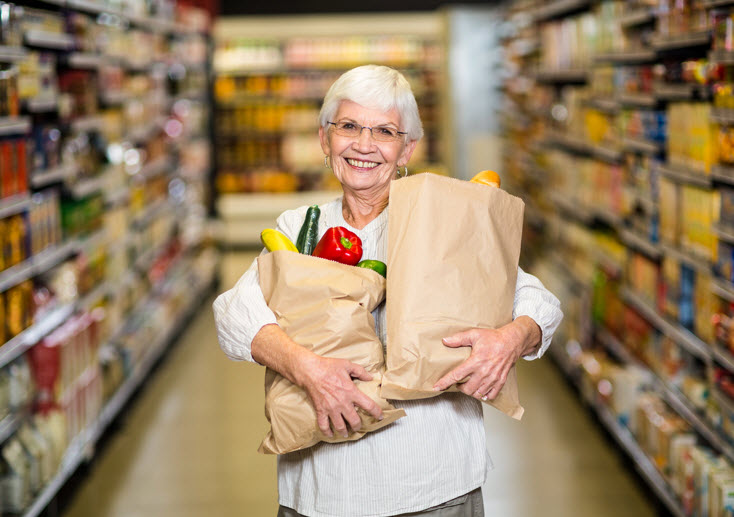 Special Shopping Hours for Seniors & Food Pantries