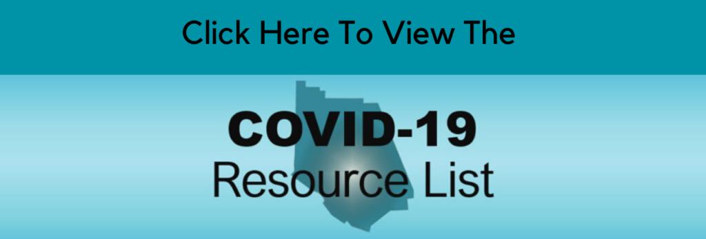 COVID 19 Resource List